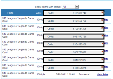 League of Legends Free Riot Point Proof and FAQ - Free RP