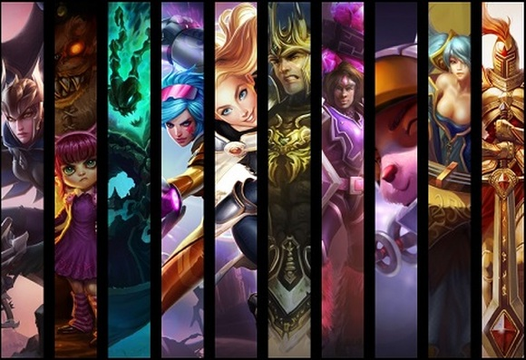 How To Get Free Champions In League Of Legends Free Rp